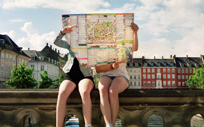 use-map-when-travel
